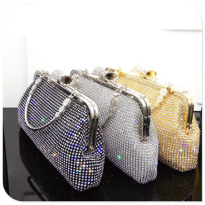 Women's Rhinestones Evening Bags