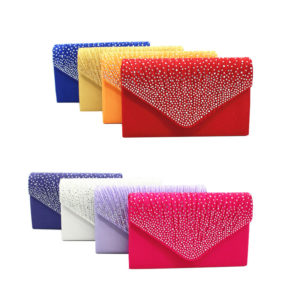 Fashion Satin Evening Bags for Women